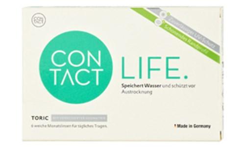 contact life toric im kontaktlinsen preisvergleich. Black Bedroom Furniture Sets. Home Design Ideas