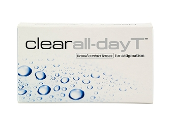 Clear All-Day Toric Kontaktlinsen